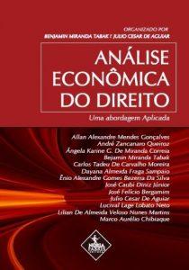 Livro Análise Econômica do Direito - Autor José Caubi Diniz Júnior
