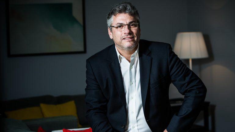 Publicitário André Gustavo.